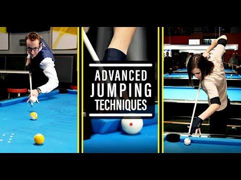 HOW TO JUMP in POOL- Advanced Billiard Tutorial #5