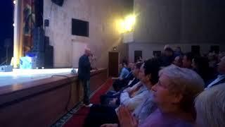 17 октября 2017 Розенбаум. Концерт в Чебоксарах - Рубашка Нараспашку