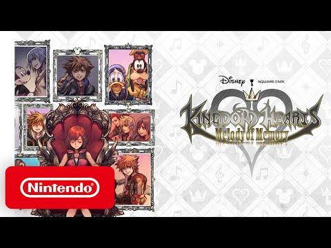 KINGDOM HEARTS Melody of Memory – Nintendo Direct Mini: Partner Showcase | August 2020