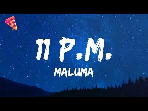 Maluma - 11 PM