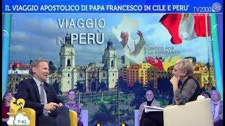 Il Viaggio Apostolico di Papa Francesco in Cile e Perù
