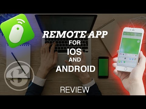 USING IPHONE AS A TRACKPAD FOR MY MAC?! || REMOTE MOUSE APP *EXCLUSIVE* REVIEW (2020)