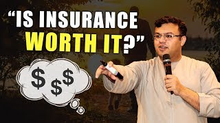 Is Insurance Worth It? | Objection Handling Sales Technique | Dr. Sanjay Tolani
