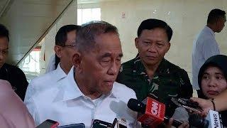 Kapolri Tak Nyaman Tangani Kasus Purnawiranan TNI, Menhan: Hukum Harus Ditegakkan