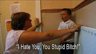 """I Hate You!"" 6Yr Old Screams At Mom 