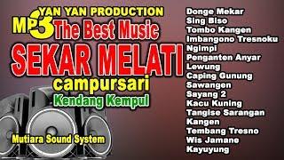 SEKAR MELATI - Kendang Kempul Banyuwangi  MP3
