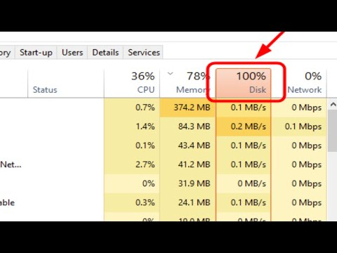 How to Disable 100% Disk Use Disk and speed Up Your pc - YouTube
