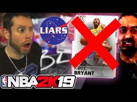 y u do this 2 ma Kobe? NBA 2K19