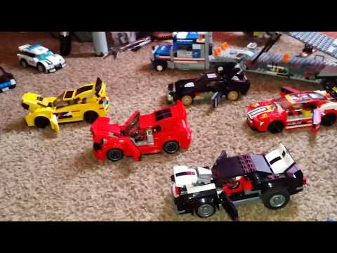 Lego Modified Speed Champions, Ford Raptor! Chevrolet Camaro +More!!
