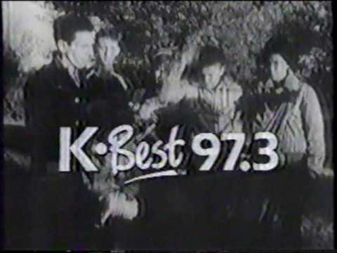 97.3 KBSG - Seattle Radio Commercial - K Best - Oldies Station (1988)