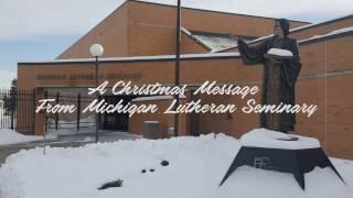 2016 Christmas Message