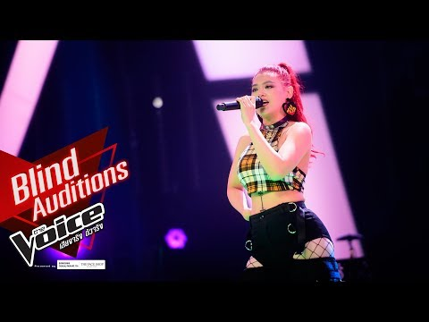 แพรจ๋า - Taki Taki - Blind Auditions - The Voice Thailand 2019 - 14 Oct 2019