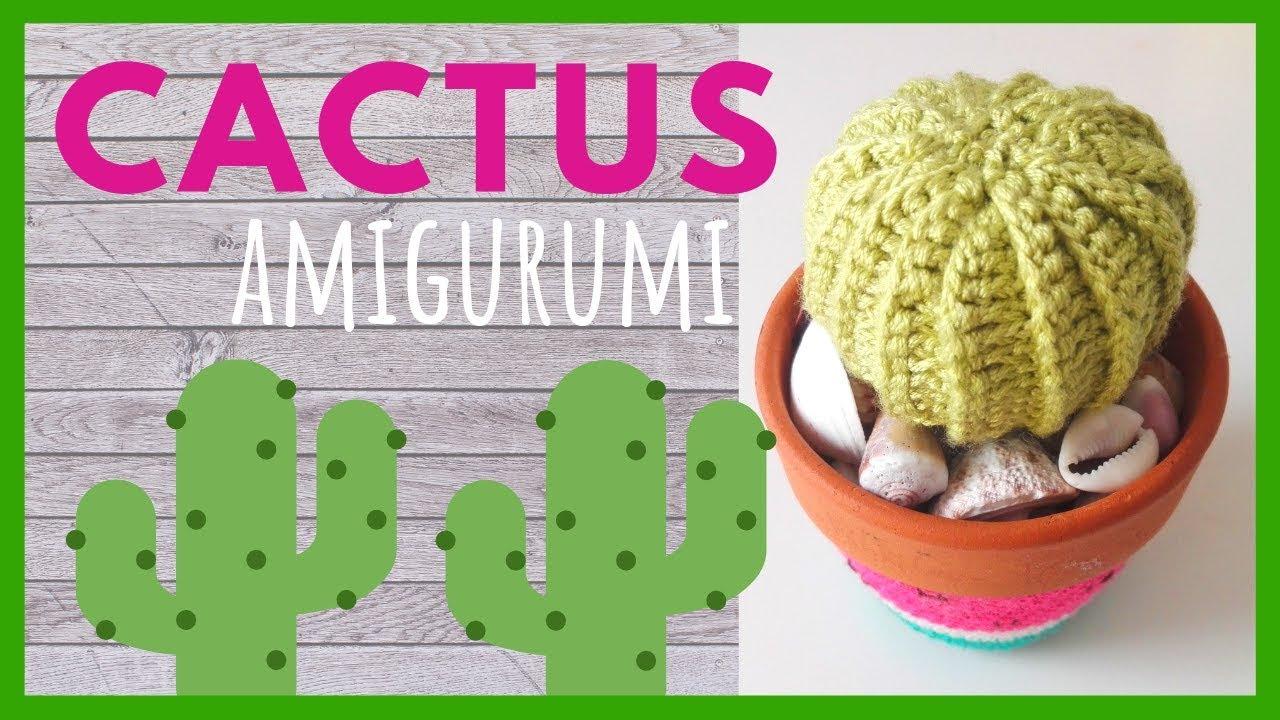Una colección de cactus de Crochet - Deco & Living | 720x1280