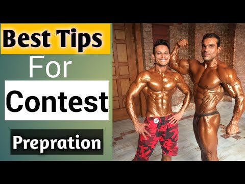 Bodybuilding Contest Preparation (5 Tips To Get Shredded Hard And Vascular Body)Beginner Zaror Dekho