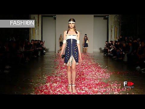 ARMANDO COSTA - ISTITUTO MARANGONI Full Show Spring Summer 2018 Milan - Fashion Channel