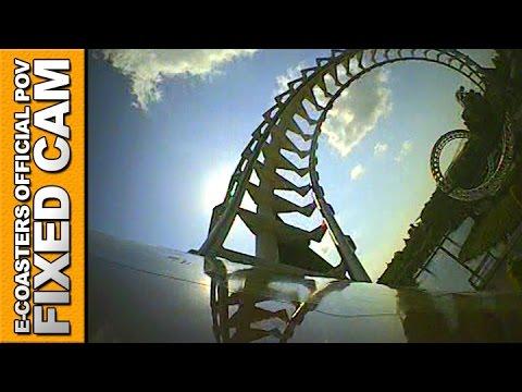 Big Loop Heide Park - Roller Coaster POV On Ride MK 1200 Vekoma (Theme Park Germany)