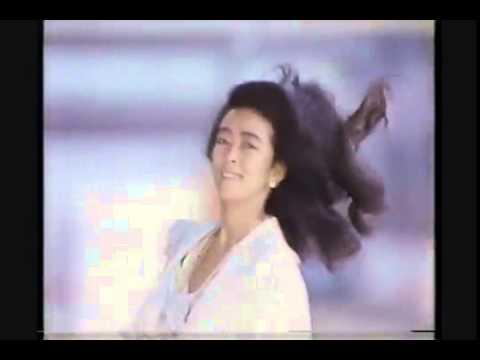 1985年CM  ライオン Free&Free 小林麻美