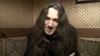 "Dave Abbruzzese (Drummer) -  Interview - 2 / 3 - ""Vitamin B""."