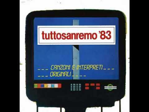 Sanremo '83 - 2-03 Working Late Tonight (Stanotte Penso A Te) - Amii Stewart