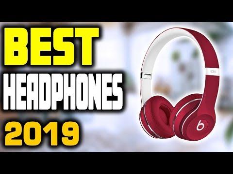 5 Best Headphones 2019