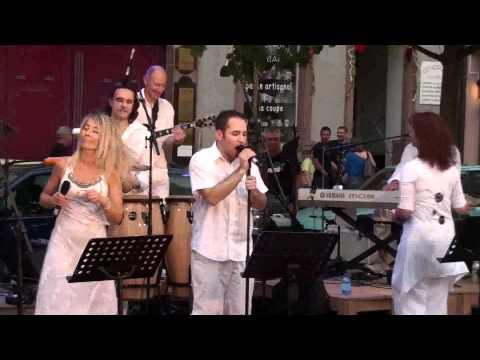 Take- Off  à la Fête de la Musique à Colmar