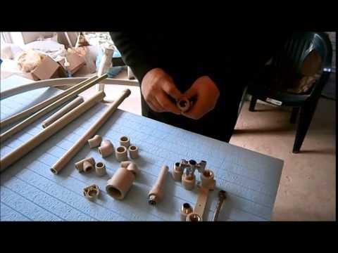 Полипропиленовые трубы и фитинги для водопровода и отопления
