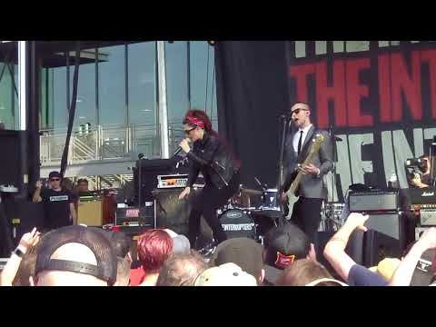 "The Interrupters - ""She's Kerosene"" @ Punk in Drublic, Richmond Virginia, Live HQ"