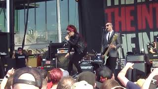 "The Interrupters - ""She's Kerosene"" @ Punk in Drublic, Richmond Virginia, Live HQ"