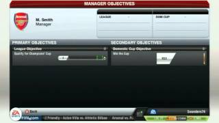 FIFA 13 - Creation Centre and Career Mode