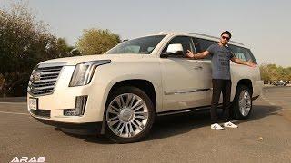 Cadillac Escalade Platinum 2016 كاديلاك اسكاليد بلاتينيوم