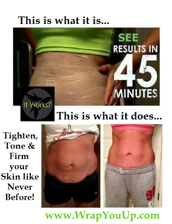 the wrap weight loss review