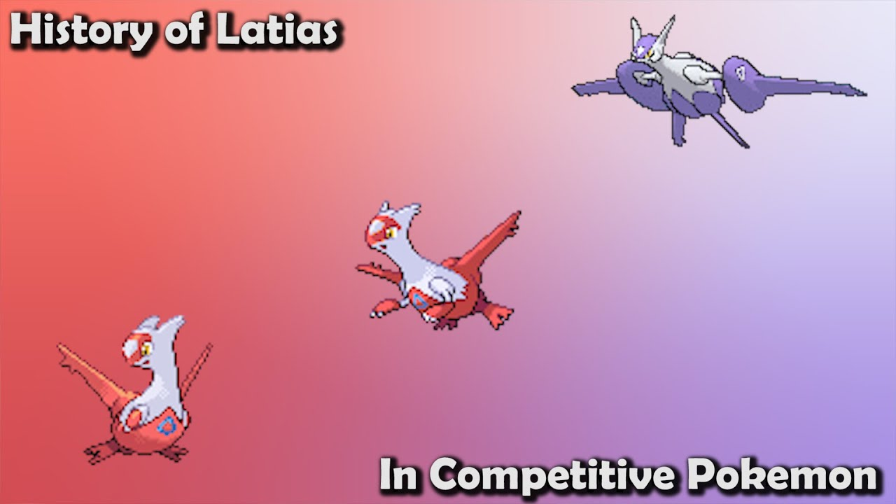 How GOOD was Latias ACTUALLY? - History of Latias in Competitive Pokemon ft. pokeaimMD