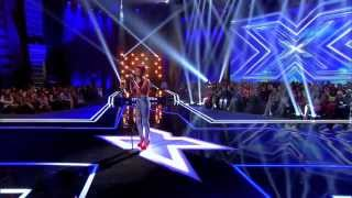 Kristine Mirelle - Oops, I Did It Again! (The X-Factor USA 2013) [4 Chair Challenge]