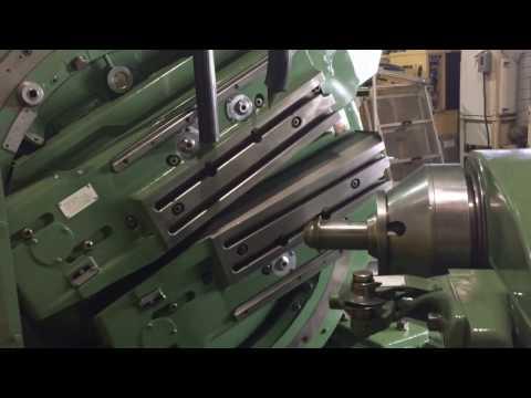 Gleason 24A Coniflex Straight Bevel Gear Generator #21863