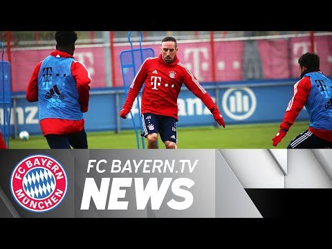 Heynckes satisfied - Good news from Bernat & Ribéry