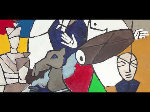 DAG: M.F. Husain (The Procession)