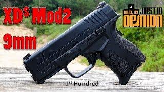 Springfield Armory XDS-9 Mod2 - 1st Hundred