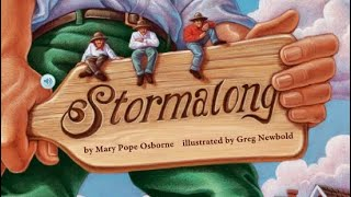 STORMALONG Journeys AR Read Aloud Fourth Grade Lesson 5