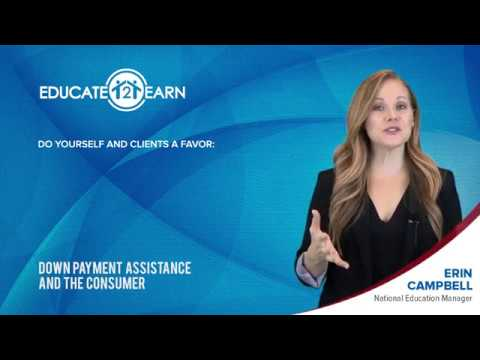Workshop Commercial: Down Payment Assistance and The Consumer