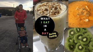 NAVRATRI FASTING - WHAT I EAT IN A DAY | EFFECTIVE FOR WEIGHT LOSS |REAL HOMEMAKING