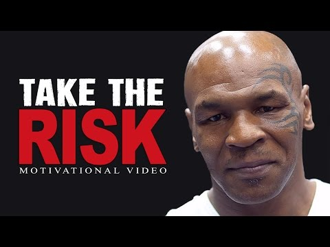 TAKE THE RISK – Best Motivational Video for Success in Life 2017
