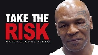Download Video TAKE THE RISK - Best Motivational Video for Success in Life 2017 MP3 3GP MP4