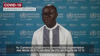 Les services de santé essentiels dans COVID-19 en Afrique