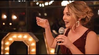 Madison & Chris Wall Wedding | Speeches & Toasts