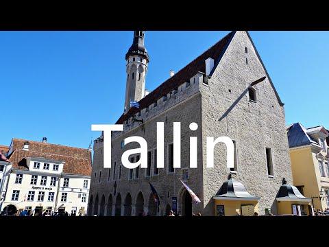 📍 Qué Ver En TALLIN La Capital De Estonia - 🌍 VIAJE PAISES BALTICOS #1