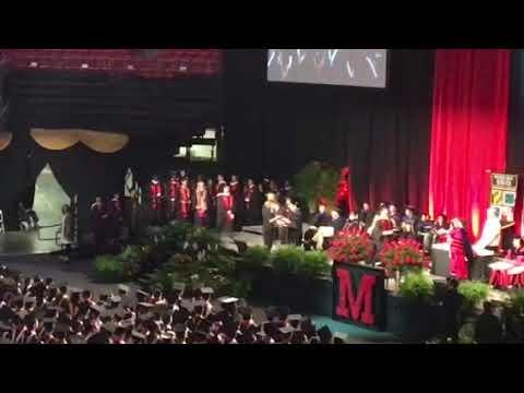Jane's graduation