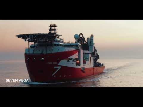 Newbuild reel-lay vessel Seven Vega joins Subsea 7 fleet