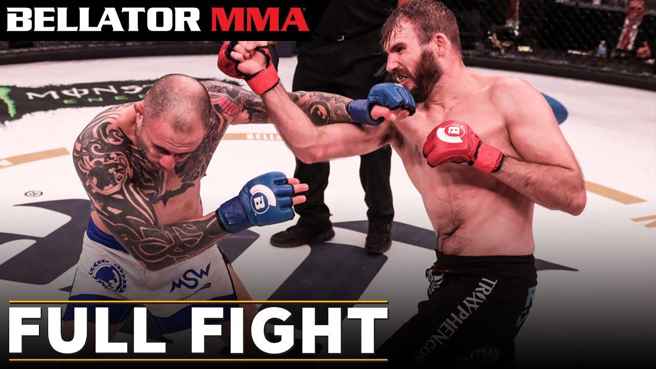 Bellator MMA: Haim Gozali vs. Ryan Couture FULL FIGHT