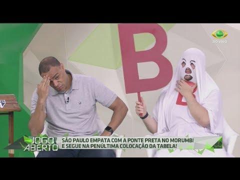Íntegra Jogo Aberto - 11/09/2017