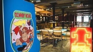 Games And Grub At Kongs, Cardiff's New Arcade Bar!